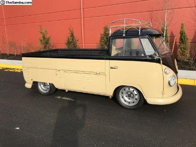 1962 Single Cab Bus