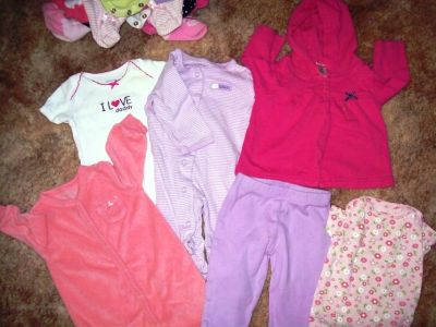 3 Month Baby Girls Clothes