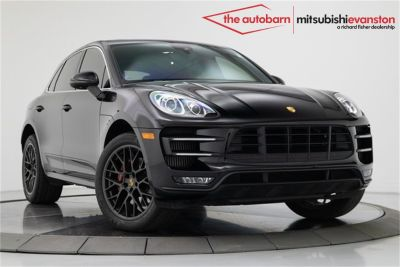 2015 Porsche Macan Turbo (Black)