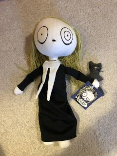 Lenore the dolly plush doll rare