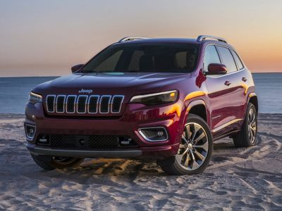 2019 Jeep Cherokee Latitude (Diamond Black Crystal Pearlcoat)