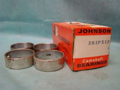 Purchase 1961-83 Ford 170 200 250 Comet Fairlane Falcon Mustang Camshaft Bearing Set 010 motorcycle in Vinton, Virginia, United States, for US $35.00