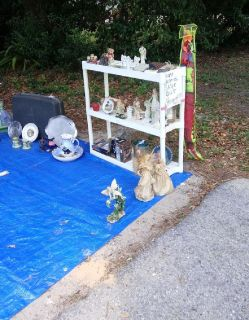 Yard sale/save our home & land from foreclosure