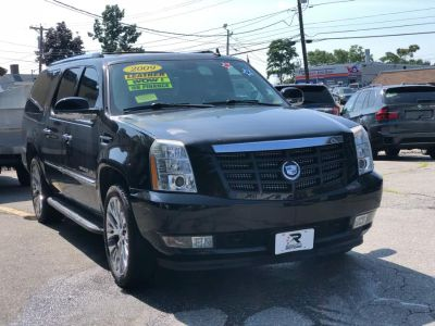 2009 Cadillac Escalade ESV Base (Black Cherry)