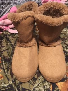 brown wenter boots wenmens