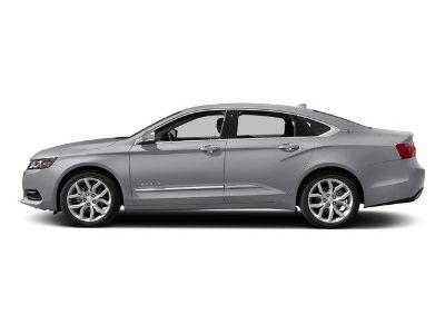 2015 Chevrolet Impala LTZ (Silver Ice Metallic)