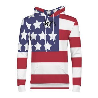 4th Of July Sale Hoodies, Yoga Pants & Joggers Flag Print
