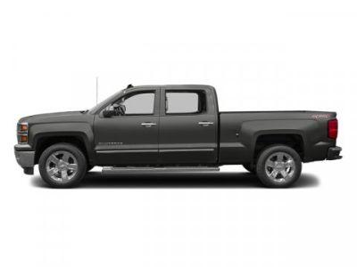 2014 Chevrolet Silverado 1500 LT (Tungsten Metallic)