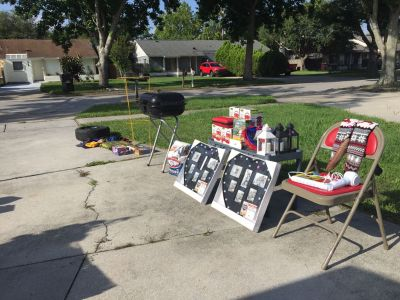 Large yard sale Sunday only 5971 Turnbull dr 32822 June 23