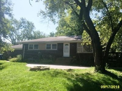 3 Bed 1.5 Bath Foreclosure Property in Addison, IL 60101 - N School St