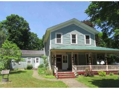 5 Bed 2.5 Bath Foreclosure Property in Nunda, NY 14517 - Massachusetts St