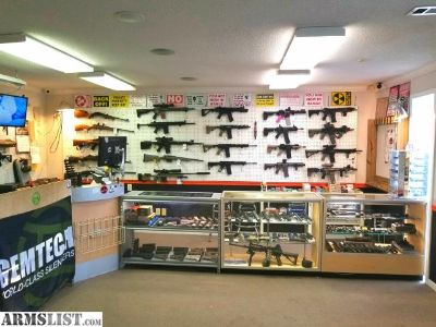 For Sale: Custom Gun shop
