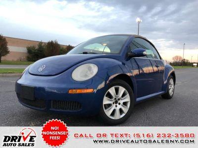 2008 Volkswagen New Beetle S PZEV (Laser Blue Metallic)
