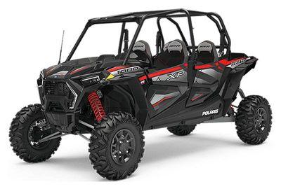 2019 Polaris RZR XP 4 1000 EPS Ride Command Edition Utility Sport Elkhorn, WI