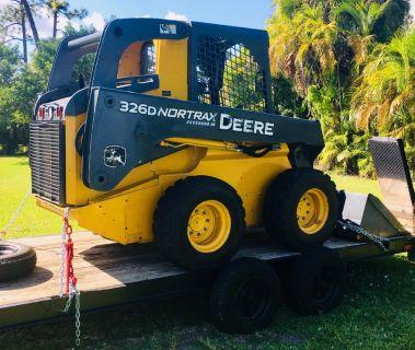 2010 Deere 326D