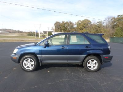 2001 Lexus RX 300 Base (Blue)