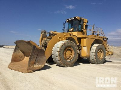Cat 990 Wheel Loader