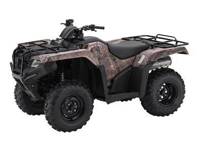 2016 Honda FourTrax Rancher 4x4 Utility ATVs Cambridge, OH