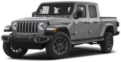 New 2020 Jeep Gladiator 4x4