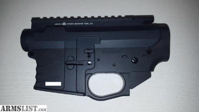 For Sale: CMT AR-15 Receiver Set