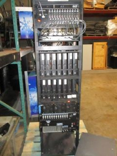 Server Rack with DirectTV 1000 Headend Package RTR# 7112299-01