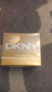 3.4 Oz DKNY Delicious new in box sealed