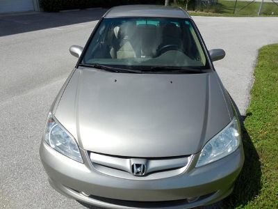 $2,000, 2004 Honda....Civic LX Sedan 4-Door ..call 4107056924