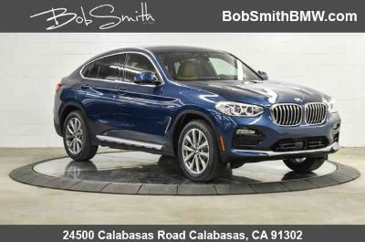 New 2019 BMW X4 Sports Activity Coupe