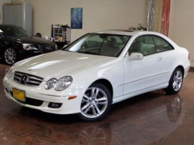 2008 Mercedes-Benz CLK350