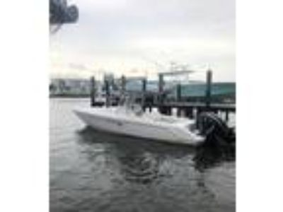 33' Donzi Re-Powered Center Console 2005