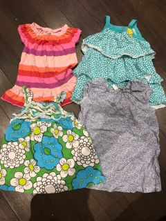 Baby girl clothes. Size 12-18 months