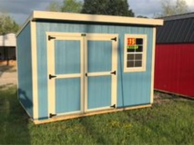 Premier 8x12 Cottage Shed