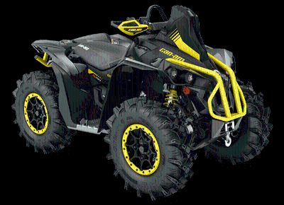 2018 Can-Am Renegade X MR 1000R Sport ATVs Tyler, TX