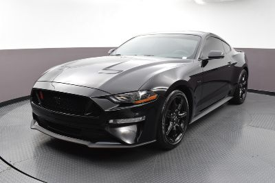2018 Ford Mustang GT (black)
