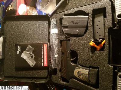 For Sale: Sig Sauer p290rs
