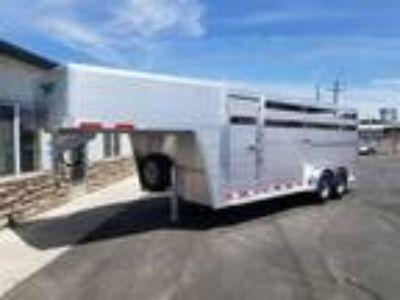 2020 Hillsboro Endura 7x20 livestock trailer