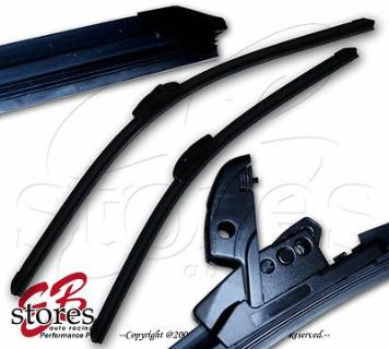 "Sell Set of 2 Bayonet Pin Arm Bracketless Wiper Blades 18"" Driver, 18"" Passenger Side motorcycle in La Puente, California, US, for US $10.95"