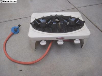 Martin Walters Dormobile Calor Gas Stove