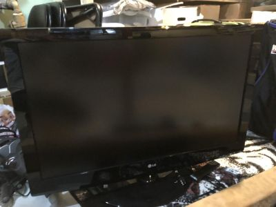 Non-working TV