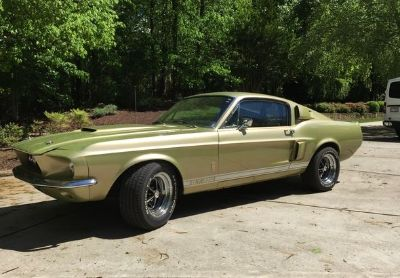 1967 Ford Shelby-Mustang