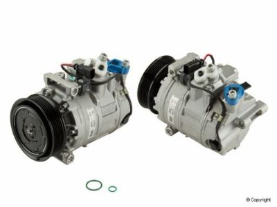 Buy A/C Compressor-Nissens WD EXPRESS 656 54022 334 fits 03-04 Audi A4 1.8L-L4 motorcycle in Glendale, California, United States, for US $299.59