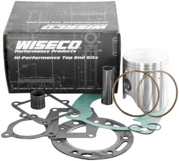 Purchase Wiseco Piston Kit Pro-Lite 5.00mm Over 86.00mm Arctic Cat ZR 700 1994-2000 motorcycle in Loudon, Tennessee, United States, for US $314.94