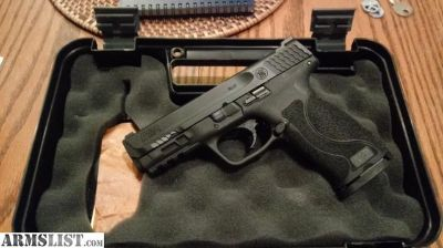 For Trade: S&W M&P 2.0... 9mm