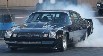 81 Z28 Camaro/Grudge/ Heads up/ No prep