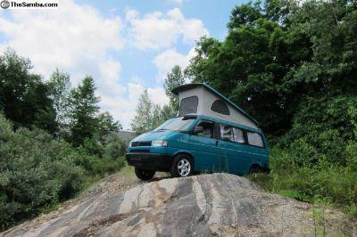 1992 VW T4 Eurovan California, Westfalia camper