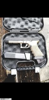 For Sale/Trade: Custom zev glock 34