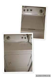 Washer and dryer set $200 or best offer ..great condition