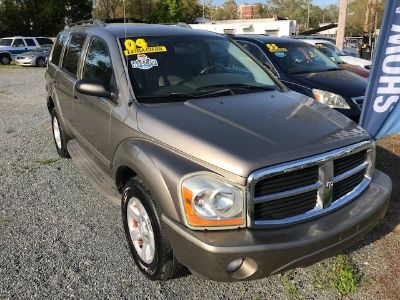 2004 Dodge Durango SLT (Tan)
