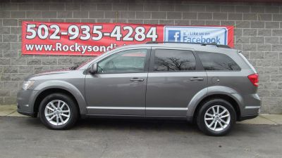 2013 Dodge Journey SXT (Grey)