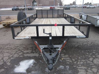 2016 Yacht Club Ranch King Utility Trailers Greenwood Village, CO